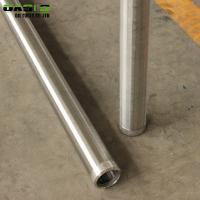 Quality Stainless Steel 304 Borehole Screen V Wire , High Efficiency Gravel Pack Screen for sale