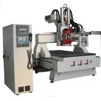 China Automatic change knife CNC Router CJ-1325 Disc ATC plate machining center on sale