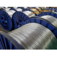 Quality Galvanized Steel Core Wire 2.68mm as per ASTM B 498 with  Steel Drum for sale
