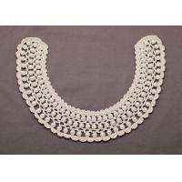 Quality pearls knited neckpiece clothing accessories manufacturer (NL-496) for sale