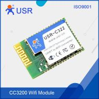 Buy cheap [USR-C322] Industrial Low power WIFI module with TI CC3200 Chip from wholesalers