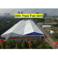 Buy cheap Clear Span Width Outdoor Exhibition Tents/Aluminum Frame Outdoor Canopy Tent from wholesalers