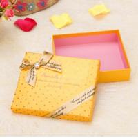 Buy cheap 2014 Fashion round dots gift boxes, wholesale with hot stamping from wholesalers