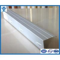 Quality High quality factory supply sliver anodized angle aluminum for sale for sale