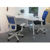 China 3 Seats Office Training Tables OEM / ODM Designed Conference Room Furniture on sale