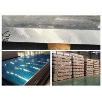 China Polished Anodized Aluminum Sheet For Building Industry , Alloy 1100 Aluminum Sheet Metal on sale