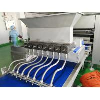 Quality Stainless Steel Automatic Puff Pastry Making Machine With Plait Pastry Make Up Line for sale