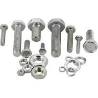 Buy cheap Hot-dip Galvanizing Alloy 600 Nuts Bolts And Washers Inconel 600 UNS N06600 M2 - from wholesalers