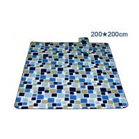 Quality 2 - 4 Men Use Foldable Picnic Mat 200*150CM For Camping / Travelling for sale