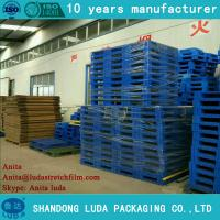 China Factory Direct Sales storage and transportation plastic pallets on sale