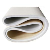 Quality PES Nomex High Heat Insulation Blanket Non Slipping For Knitted Fabric Compactor for sale