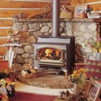 China GLK-HP01 indoor wood stove on sale