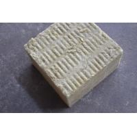 China Fire Resistance Rockwool Sound Insulation Board 50mm Thick 40kg/m3 , 50kg/m3 on sale