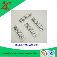 China Custom Hang Tags For Clothing Alarming 58khz Security Tags on sale