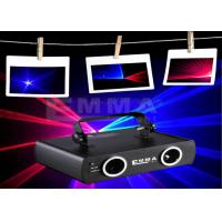 China Dual Heads Big Scanning  Laser Beam Lights , High Beams Lights on sale