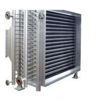 Quality 15.88mm 4 Rows Finned Tube Heat Exchanger For Refrigiration Industry for sale