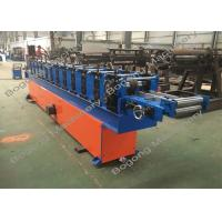 Quality Steel Roofing Batten Ceiling Roll Forming Machine 24V Control Voltage for sale
