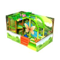 Quality UV Resistance Kids Playground Equipment Frost Theme PVC Coated Frame for sale