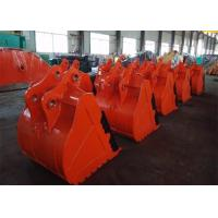 Quality Standard Excavator Grapple Bucket Construction Machinery Spare Parts Loader Bucket for sale