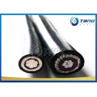 Buy cheap 2x10mm2 Copper Conductor Concentric Cable XLPE Sheath For Service Entrance from wholesalers