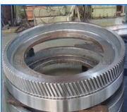 Quality 2CrMo External Gear 81 Series Double Row Ball Rotation Slewing Bearing for sale