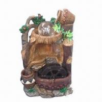 Buy Polyresin Garden Craft for Homes/Resorts/Commercial Places/Public Place, Customized Designs Welcomed at wholesale prices