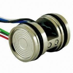 CHR190 Piezoresistive Differential Pressure Sensor, Silicone