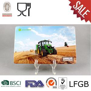 China Melamine Cutting Board with logo on sale