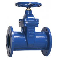 Quality Hydraulic DIN3352 PN25 Resilient Seated Gate Valve for sale
