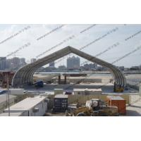 Buy Large Curve Tent / Curved Tent / Hanger Tent for temporary / parking / Storage at wholesale prices