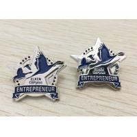 Quality Metal Enamel Lapel Pins No Minimum With Company Logo Or Cartoon Character for sale