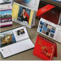 Quality Desktop Calendar, Customized Designs are Accepted for sale