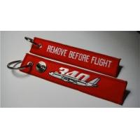 Best Airbus 340 Remove Before Flight Red Keychain wholesale