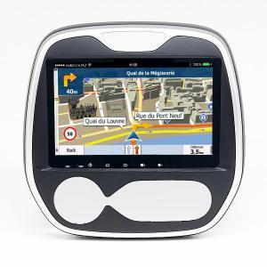 Quality Bluetooth  Car Radio Navigation System Headunits Captur Comfortable for sale
