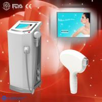 Quality Laser + IPL 808nm diode Hair Removal Machine for Removal Unwanted Hair for sale