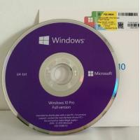 Quality World Wide Windows 10 Pro Key Code Windows 10 Professional 64/32 Key Licenses for sale