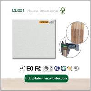Quality 4x8 WHITE melamine mdf board for sale