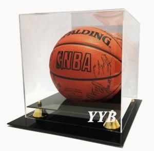 Best Custom UV Protected Basketball Display Case wholesale