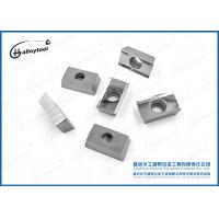 Indexable Turning Cemented Square Carbide Inserts For Aluminum Processing