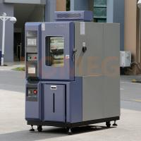 Quality 150L -40℃ ~ +80℃ High And Low Temperature Chamber With LCD Touch Panel Controller for sale