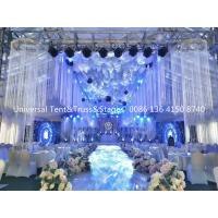 Quality Luxury Wedding Tent with Lighting Truss and Stage system for sale