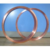 Quality Copper To Roll Groove Ring Fittings For Fire Hydrants , Forged Copper Ring for sale