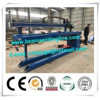 Quality High Speed Wind Tower Production Line For Tank Longitudinal Seam Welding for sale