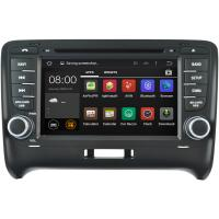 Quality 2008 - 2014 DVR OBD Audi TTS In Dash GPS Navigation System With DVD Player for sale