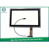 Quality 2 Layers G + G Structure Touch Screen Panel With 18.5'' Capacitive Touch Sensor for sale
