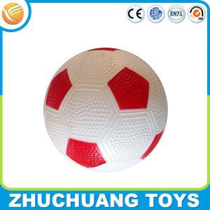 China 2015 new print design pvc plastric soccer ball sports ball on sale