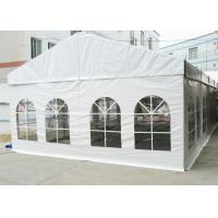 China Outdoor Heavy Duty Event Tents Wind Load 100km / H For Commercial Reception on sale