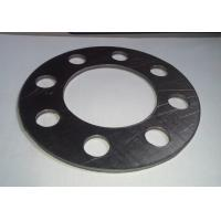 Quality Graphite tanged insert reinforced gasket cutting machine for sale