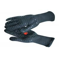 China Customized Heat Resistant Work Gloves Aramid Fiber And Cotton Material on sale