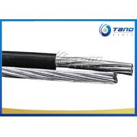 Buy cheap Aluminum Coonductor Overhead Duplex Service Drop Cable Aerial Bundled Cable from wholesalers